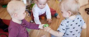 Babykurs Kleinkindkurs Spielgruppe Rostock Dajana Krisch Pikler Spielraum